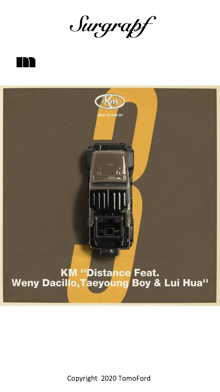 Distance feat. Weny Dacillo,Taeyoung Boy & Lui Hua KM